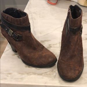 Madden Girl Ankle Booties